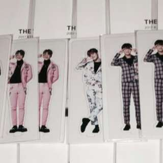 EXTRA BTS Wings Tour in Osaka Merchandise - Paper Standee