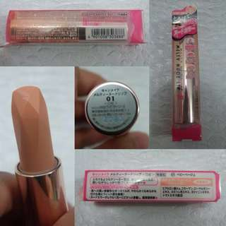 CANMAKE Melty Nude Lip 01 Baby Beige