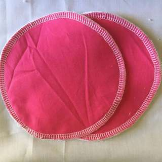 Nursing Pads - Hot Pink