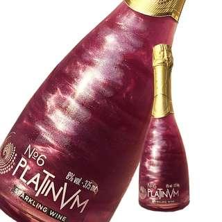一口擁有浪漫宇宙 !! 超夢幻 #魔幻繽紛星空酒香水系列 (NO.6 浪漫紫 375ml)