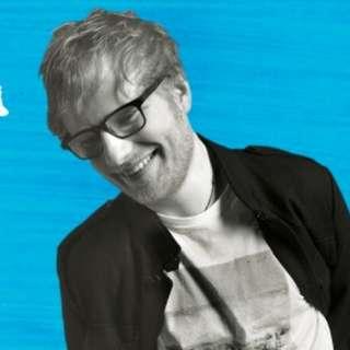 Ed Sheeran Concert 12 Nov Singapore