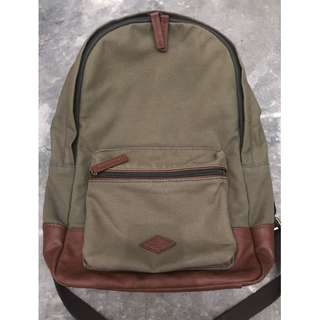 Original Fossil Estate Laptop Backpack