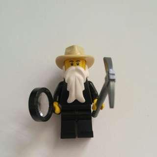 Lego custom explorer