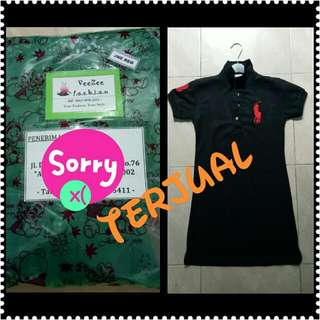 Dress Polo - Sold