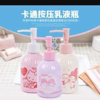 🚚 kT沐浴瓶