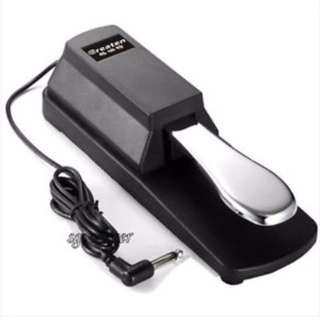 Available Now! Not pre-order scams! universal piano keyboard organ synthesiser style sustain pedal