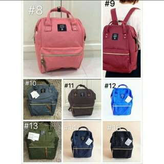 Anello large back pack