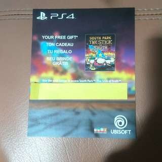 South Park - The Stick Of Truth - PS4 Game