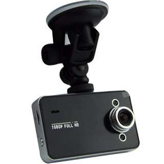 K-6000 Full HD 1080p Vehicle DVR with G-Sensor in car camera