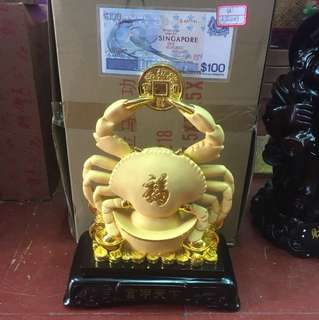 沙金螃蟹(富甲天下)(横财就手)