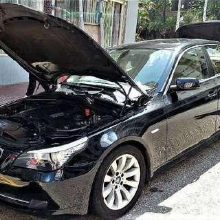 BMW 525i E60 2007