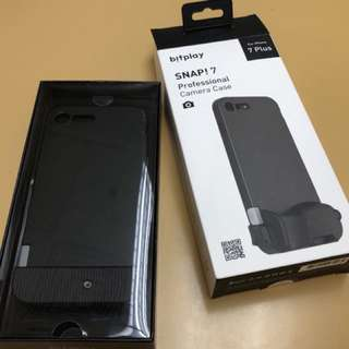 Bitplay Snap 7, iPhone 7 / 8 Plus case (lens 鏡頭 not included)