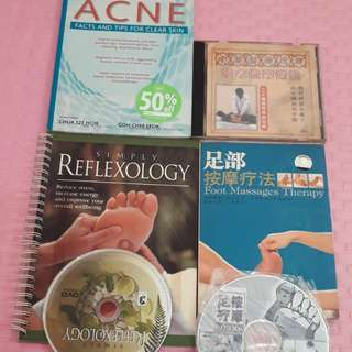 Acne-Facts&TipsClearSkin,BodyMassageTechnique,FootReflexologyIncreaseEnergy & FootMassagesTherapy