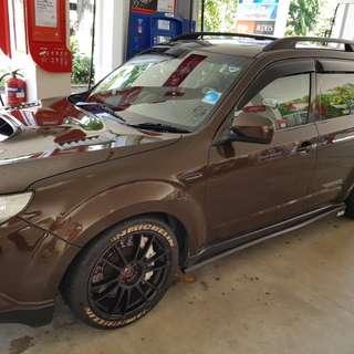 Subaru Forester 2.5XT Auto