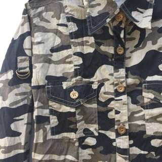 Military Dress or Coat