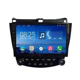 """Android 10.2"""" display, multimedia player for HONDA ACCORD 2003-2007"""
