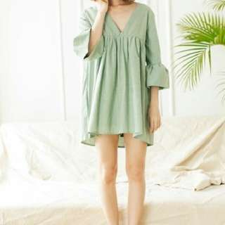 Yuan Jumpsuit Green
