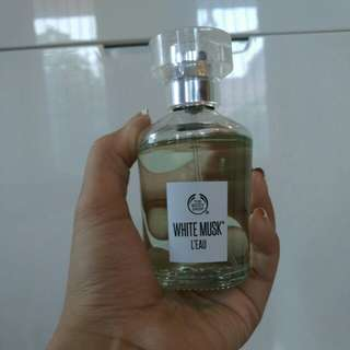 The Body Shop White Musk L'eau Eau de toilette 60ml