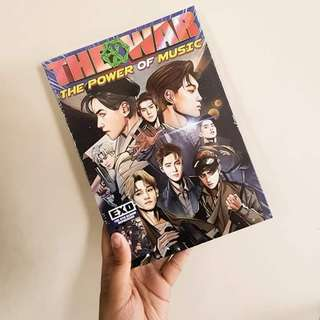EXO The War: The Power of Music