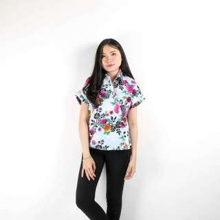 Shilly Floral Blouse