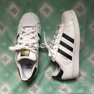 Repriced! Adidas Superstar (White)