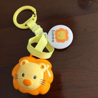 SIMBA PACIFIER COVER N CLIP