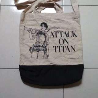 Attack on titan x beams
