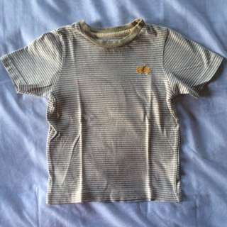 Mothercare Top Stripe