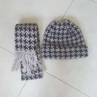 Winter hats & Scarf set