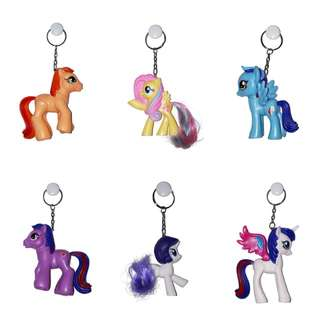 My Little Pony Keychains