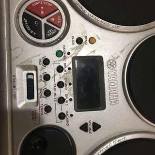 Yamaha drum machine