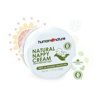 Human Nature Nappy Cream