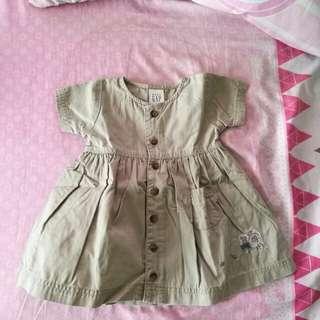 Dress (baby Gap)