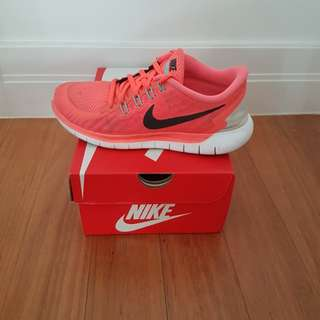 Nike Free Run 5.0 Size 7.5