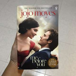 Storybook - Me Before You