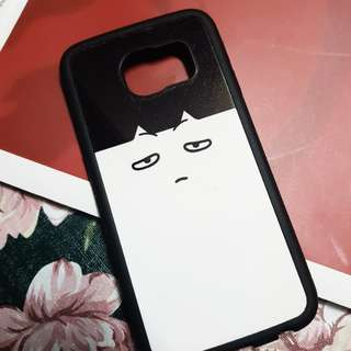 Samsung S6 Edge phone case: Sugamon