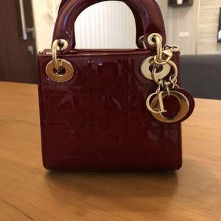 Christian Dior mini Lady
