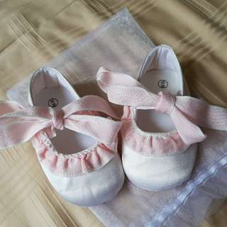 10 to 18 months ballerina shoe