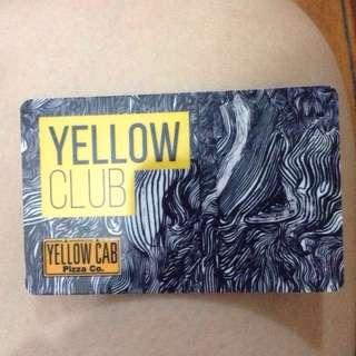 YellowCab Yellow Club