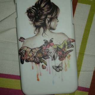 Case iphone 6 butterfly girl
