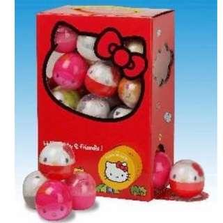 絕版 2007 年麥叔叔 「夏日熱扭 Hello Kitty & Friends」精美套裝