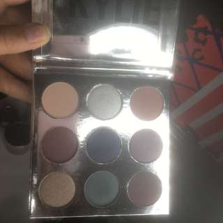 kyshadow holiday palette 2016
