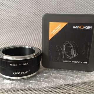 Sony converter Nikon Adapter