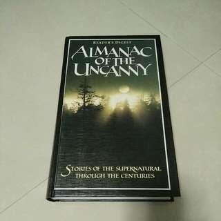 Reader Digest Book- Almanac Of The Uncanny