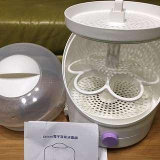 Chico 奇哥 電子蒸汽消毒鍋