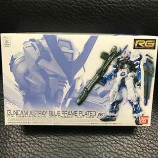 Watching someone can help me buy rg blue frame metalic coating ver.