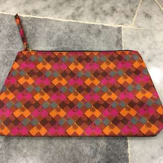 Colorful Ladies Clutch