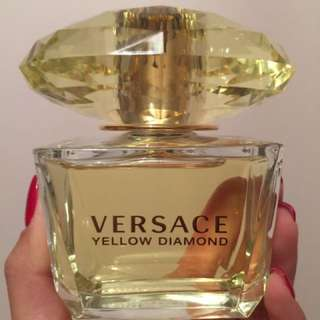 Versace yellow diamond edt 90ml gift set