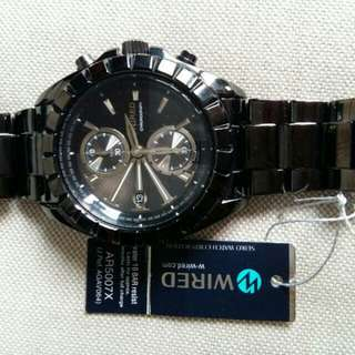 Crazy discount !! Seiko wired watch brand new !