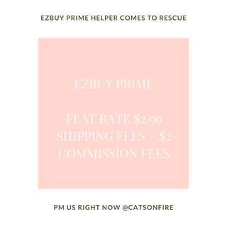 Ezbuy Prime Helper (100% legit)